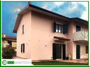 Eco Nanotech - isolamento termo-acustico abitazione